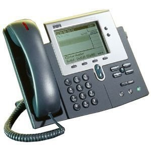 Cisco 7940 Series Unified IP VoIP Phone - CP-7940G (Call Manager Required) -