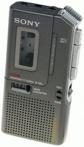 B00001ZUHT Sony M730V Microcassette Recorder 41TPXCJ13EL.