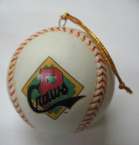 Negro League Baseball Team Pitsburg Craws Collectible Porcelain Ornament