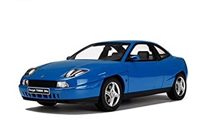 OttOmobile otto 1/18 Fiat Coupe Turbo 20V (Blue) 1997 Fiat Coupe