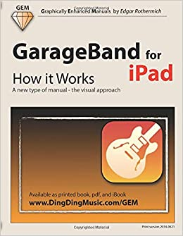 Garageband For Ipad How It Works A New Type Of Manual The
