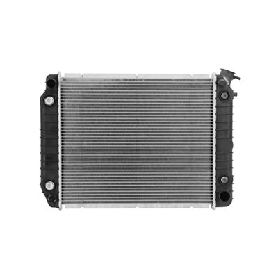 MAPM Premium Quality RADIATOR; 4.3LTR; WITH ENGINE OIL COOLER