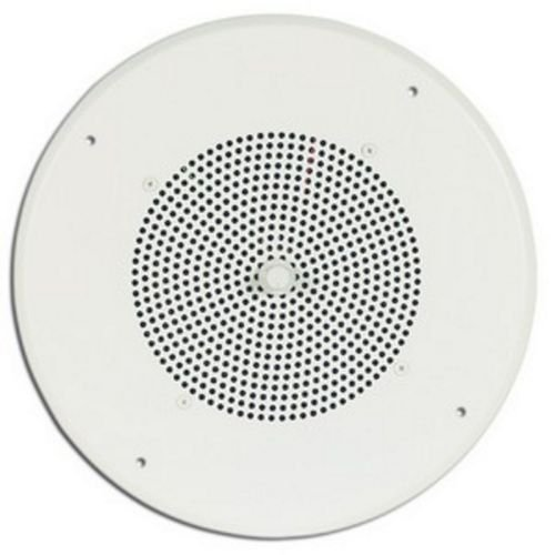 Bogen Speaker With Bright White Grill With Volume S86T725PG8UBRVK by Bogen