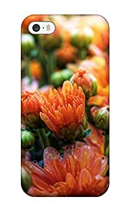High Impact Dirt/shock Proof Case Cover For Iphone 5/5s (cute Daisies Flowers)