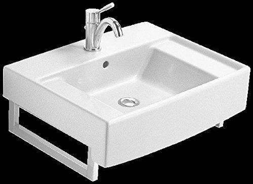 Villeroy & Boch 710665R1 Pure Basic Bath Sink Only, White CeramicPlus Finish - Villeroy Boch Baths