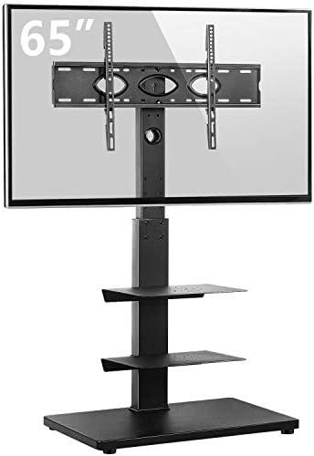 Rfiver Swivel Floor TV Stand