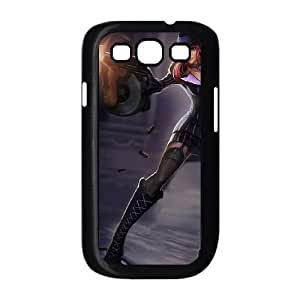 Samsung Galaxy S3 9300 Cell Phone Case Black League of Legends Mafia Miss Fortune KP2984497