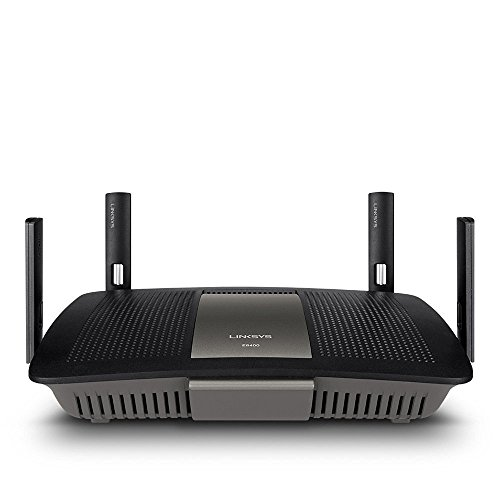 Linksys AC2400 Dual-Band Gigabit Wi-Fi Router (E8400) (Certified Refurbished)