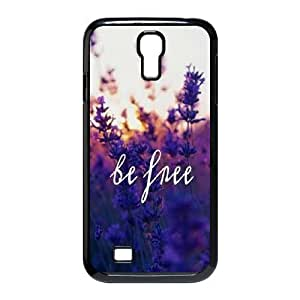 Be Free The Unique Printing Art Custom Phone Case for SamSung Galaxy S4 I9500,diy cover case ygtg580011