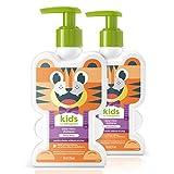 Babyganics Kids Shampoo, Berry Berry, 2 pack