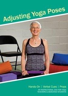 Adjusting Yoga Poses