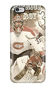 High Quality Montreal Canadiens (46) Case For Iphone 6 Plus / Perfect Case
