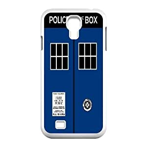 Yo-Lin case Style-6 - TV Doctor Who Series Pattern For SamSung Galaxy S4 Case