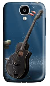 Water Guitar Custom Samsung Galaxy S4 I9500 Case Cover ¨C Polycarbonate