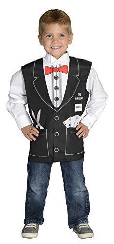 (Aeromax My 1st Career Gear Magician, Easy to put on shirt fits most ages 3 to)