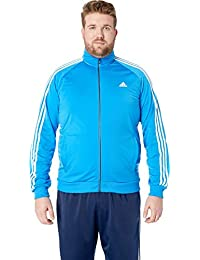 Men's Essentials 3-Stripe Tricot Track Jacket