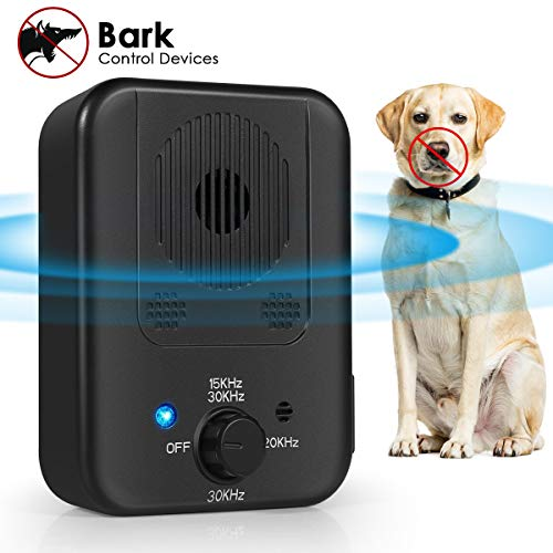 Bark Control Device 2020