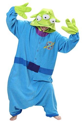[Gillbro Anime Adult Animal Cosplay Costume Pajamas,Sangan,L] (Disney Cartoon Mad Hatter Costume)