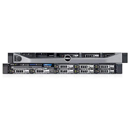 Dell PowerEdge R620 Server | 2X E5-2660 16 Cores | 32GB | H310 | 2X 600GB 10K (Renewed)