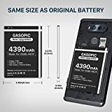 LG V20 Battery, [4390mAh] Upgraded Replacement