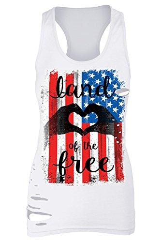 american themed tank tops - 1