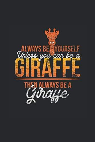 Giraffe Paper - 8