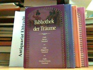 Bibliothek der Träume, 3 Bde.