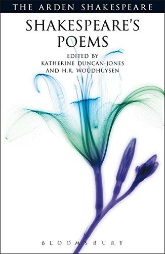 Shakespeare's Poems: Third Series (Arden Shakespeare)