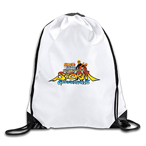 Price comparison product image Naruto Shippuden: Ultimate Ninja Storm 4 Drawstring Backpack Bags