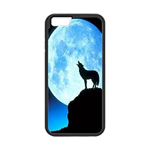 """High Quality Phone Back Case Pattern Design 9Wolf Pattern- For Apple Iphone 6,4.7"""" screen Cases"""