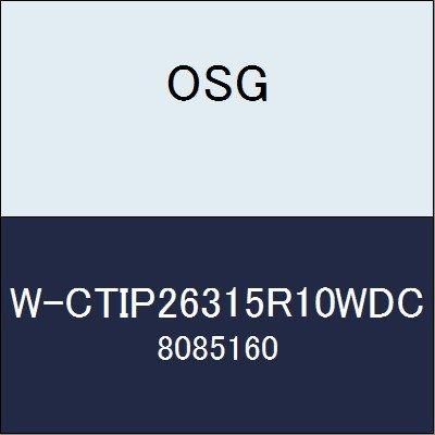 OSG チップ W-CTIP26315R10WDC 商品番号 8085160