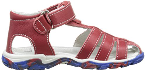 Little Mary Voyage Jungen Sandalen Rot - Rouge (Nappa Rouge)