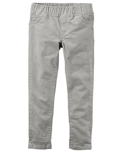 Corduroy Girls Pants - 7