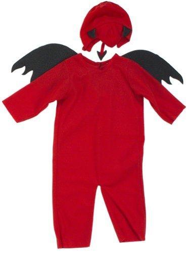 D'Little Devil Costume (12-18 months) (Devil Dress Up)