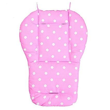 cojin de asiento de carrito de nino - TOOGOO(R) Funda de algodon almohada