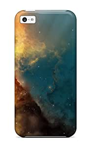 Best Fashion Protective Solar Space Case Cover For Iphone 5c