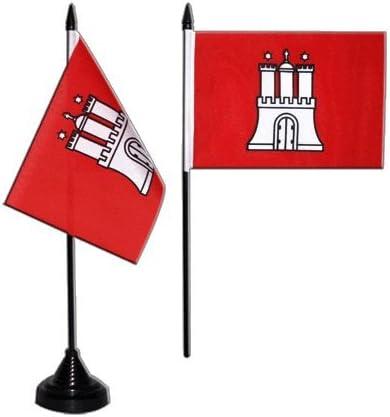 gratis Aufkleber Flaggenfritze Tischflagge//Tischfahne Israel