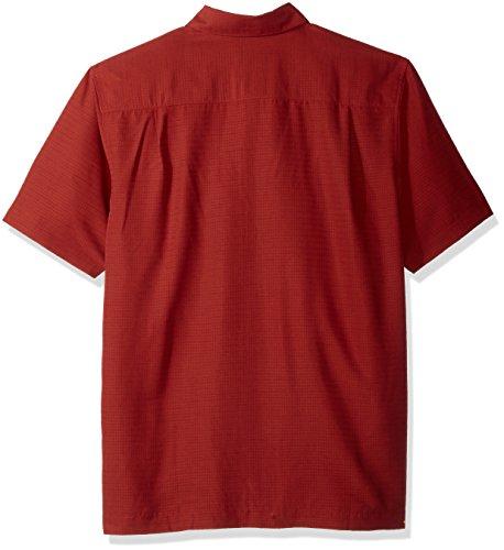 Quiksilver-Mens-Centinela-4-Comfort-Fit-Button-Down-Casual-Shirt
