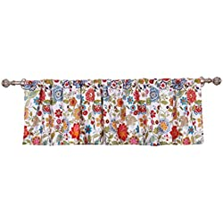 Greenland Home Astoria Window Valance, 84x19 +2