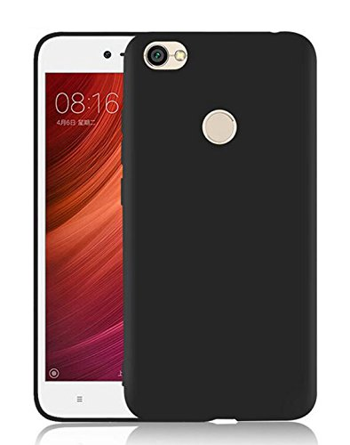 new arrival f7dfa db2b3 FABUCARE Back Cover Case For Xiaomi Redmi Y1 - Black