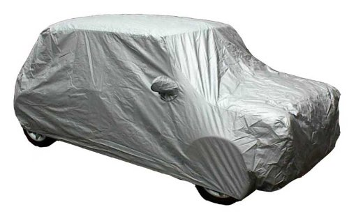 Voyager CCC103 Indoor/Outdoor Car Cover Tailored Silver