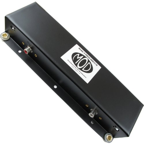 (Reverb Tank - Mod, Equivalent to 8BB2C1B, Black Finish)