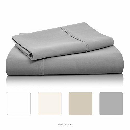 LINENSPA 800 Thread Count Cotton Blend Wrinkle Resistant