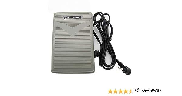 KUNPENG - # C-1036, 033570318 Pedal de control de pie ajuste para ...