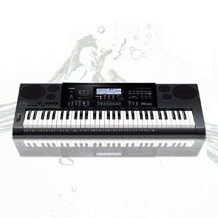 Casio CTK7200 - Ctk-7200 teclado 61teclas sensitivas 820sonidos: Amazon.es: Instrumentos musicales