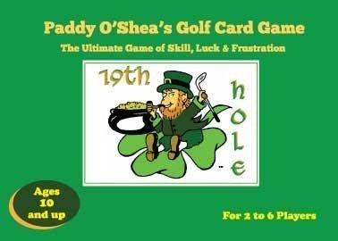 - Paddy O'Shea's Golf Card Game