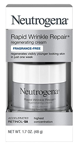 Neutrogena Rapid Wrinkle Repair Fragrance Free Moisturizing