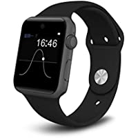 Bluetooth 4.0 Smart Watch - M&N Touch Screen Smart Wrist Watch Smartwatch Phone with SIM Card Slot Camera Pedometer Sport Tracker for IOS iPhone Android Samsung LG Smartphones for Men Women Child