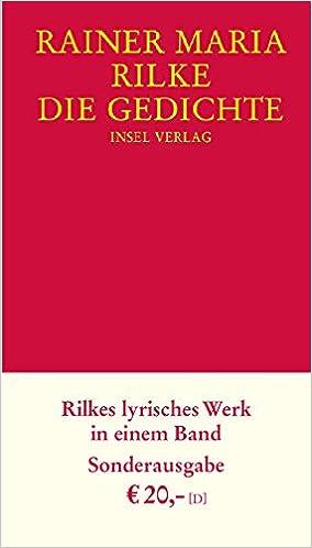 Rilke gedicht geschenk