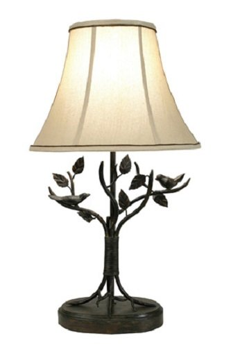 Amazon Com Style Craft Bp8168ds Bronze Tree Table Lamp Home Kitchen